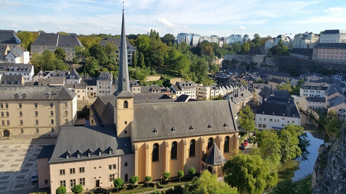 cheap flights luxembourg
